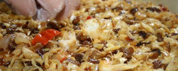 La auténtica empanada gallega