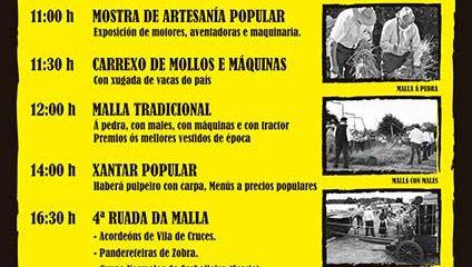 XIX FESTA DA MALLA TRADICIONAL