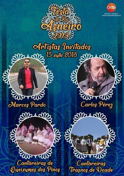 Festa do Rio Asneiro 2018