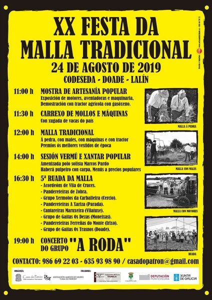 XX Festa da Malla Tradicional